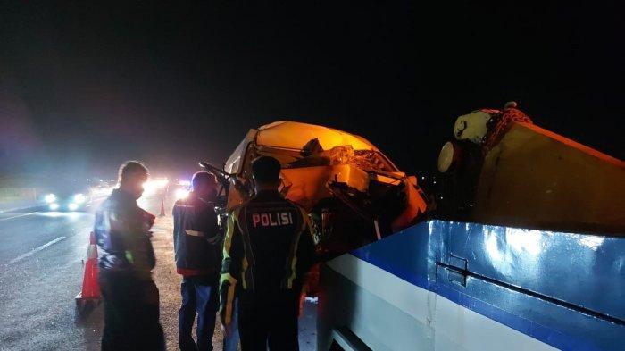 BREAKING NEWS: Rombongan Anggota DPRD Sukoharjo Terlibat Kecelakaan di Tol Pemalang