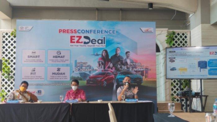 Direktur Marketing Nasmoco Ungkap Cara Beli Toyota Yaris dan Raize dengan Cicilan Setara LCGC
