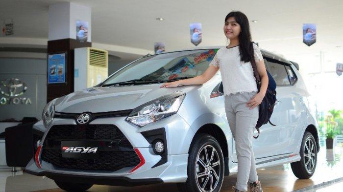 Bidik Segmen Anak Muda, Toyota Luncurkan New Agya