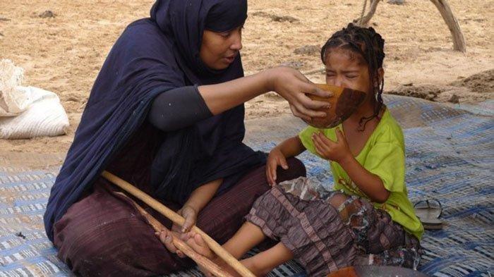 Tradisi Aneh, Bocah 12 Tahun Dipaksa Makan Banyak Biar Gendut, Kemudian Dinikahkan dengan Pria Tua