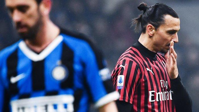 Serie A Liga Italia, Jadwal, Klasemen dan Top Skor, Derby AC Milan Vs Inter Milan Pekan Ini
