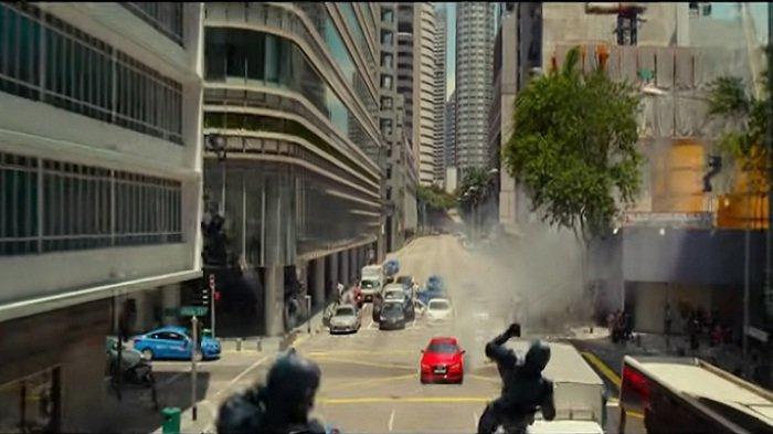 Sinopsis Hitman Agent 47 Big Movies GTV 21.00 WIBMisi Pembunuhan Agen Rahasia