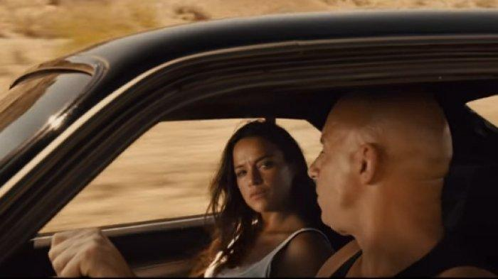 Sinopsis Fast and Furious 7 Big Movies GTV Pukul 21.00 WIB Ingatan Dom Toretto Pulih