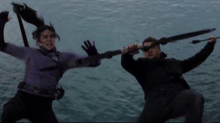 Trailer Hawkeye Dirilis Akan Tayang di Disney+ pada 24 November mendatang