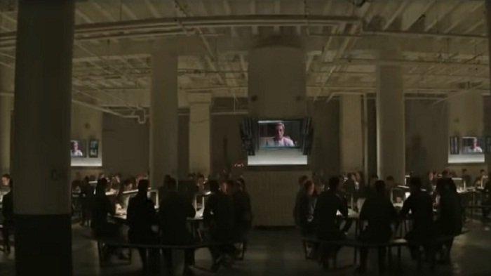Sinopsis The Hunger Games Mockingjay Part 1 Bioskop Trans TV Jam 20.00 WIB Kekerasan di Distrik 13