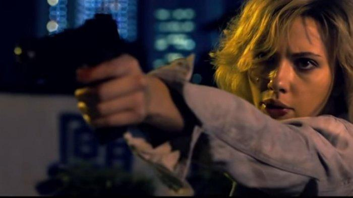 Sinopsis Lucy Big Movies GTV Pukul 21.00 WIB Scarlett Johanssen Jadi Kurir Narkoba