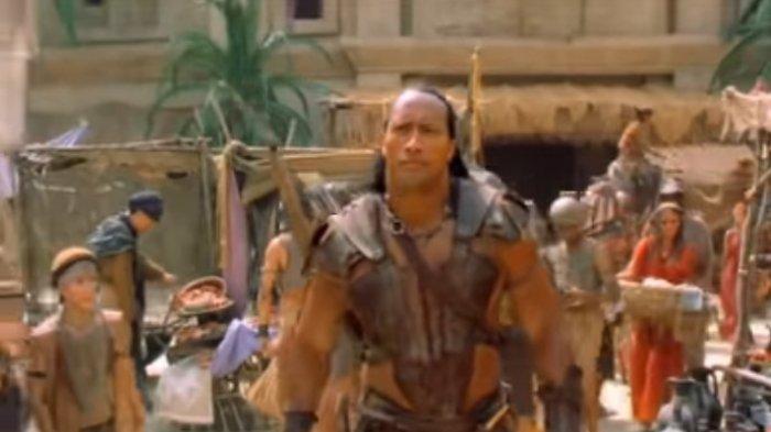 Sinopsis The Scorpion King Big Movies GTV Pukul 21.00 WIB Ksatria dan Penyihir di Mesir