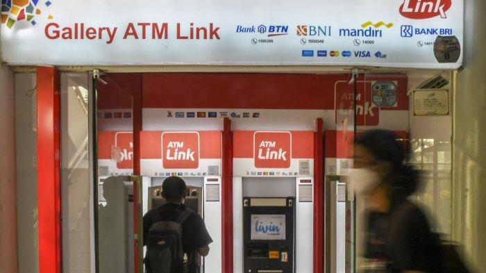 Dorong Nasabah Beralih ke Layanan Digital Alasan Himbara Kenakan Lagi Biaya Transaksi di ATM Link