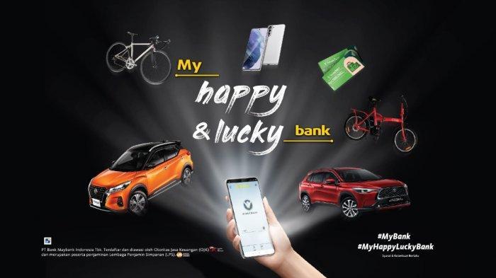 Tingkatkan Transaksi Digital, Maybank Imingi Nasabah dengan Hadiah Mobil Hybrid