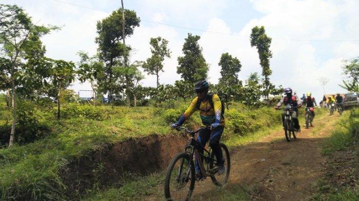 12 Km Trek Downhill Diresmikan, Dico Target Buka 5 Jalur Sepeda untuk Bangkitkan UMKM
