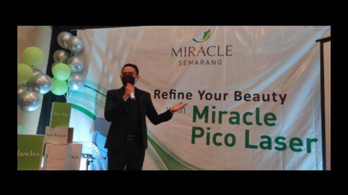 Miracle Aesthetic Clinic Semarang Perkenalkan Teknologi Baru Pico Laser
