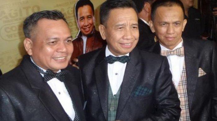 Bagito Takut Melawak di Depan Pak Harto, Sempat Lupa Ambil Honor Setelah Tampil
