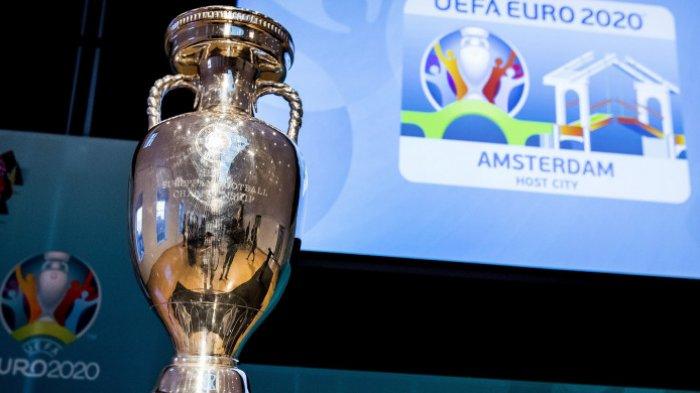 Jadwal Lengkap Euro 2021: DIbuka Laga Turki vs Italia 12 Juni, Ditutup Final di London 12 Juli