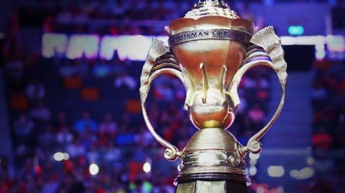 Hasil Sudirman Cup 2021, Indonesia Diimbangi Kanada