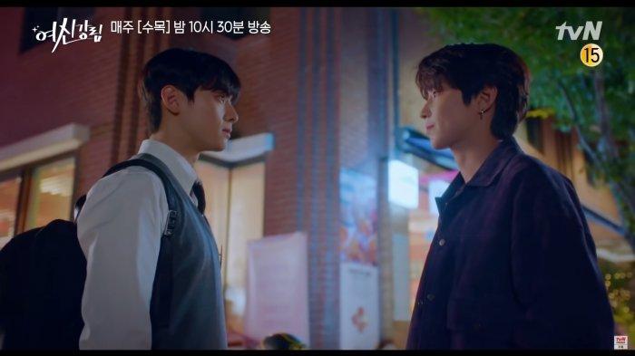Sinopsis Drakor True Beauty Episode 4, Seo Joon Kepo Soal Hubungan Ju Kyung dan Suho