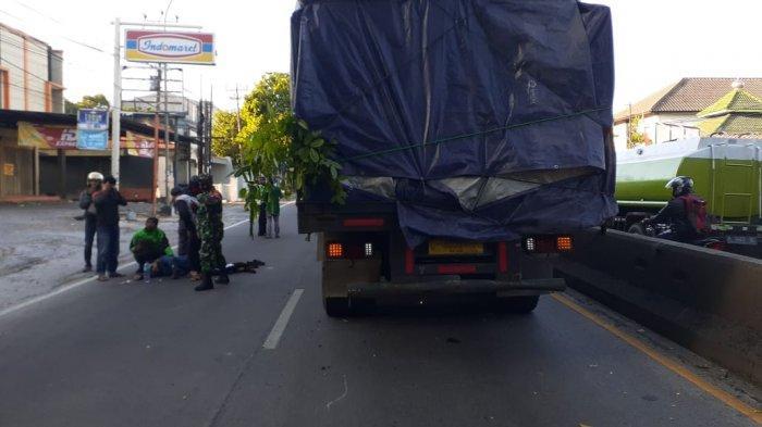 Perawat Semarang Tewas Kecelakaan Tabrak Truk Mogok, Sopir Ditetapkan Tersangka