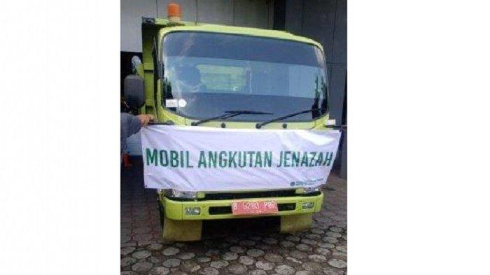 Heboh Beredar Foto Jenazah Covid-19 Diangkut Truk di Jakarta, Ini Penjelasan Pemprov DKI