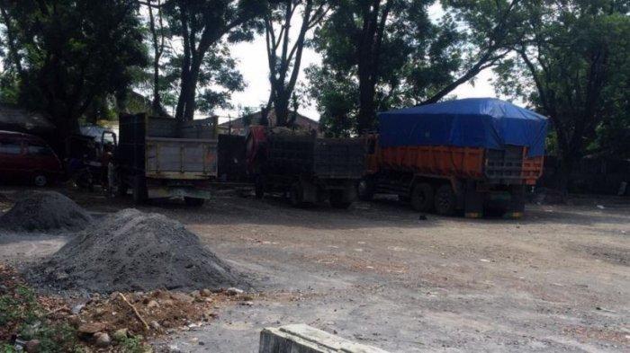 Lahan Parkir di GOR Wujil Jadi Depo Pasir Dadakan, DPRD Minta Instansi Terkait Bersikap Tegas