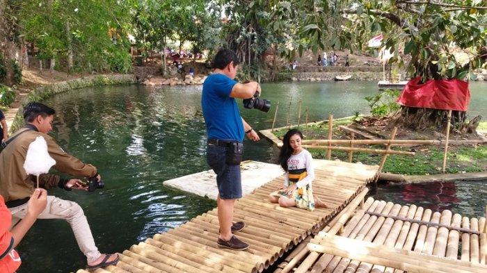 Desa Wisata Cempaka Tegal, Soko Guru Perekonomian Warga Lokal, Puluhan Pemuda Tak Merantau Lagi