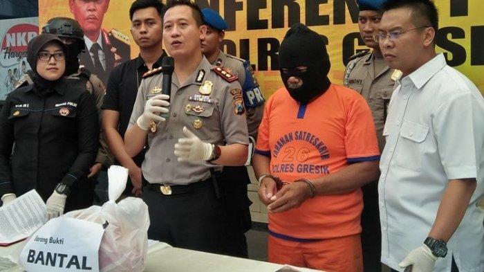 Motifnya Kesal Sering Dimintai Uang, Penjagal Hewan Bunuh Tukang Pijat di Gresik