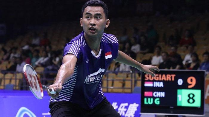 Jadwal Lengkap Pertandingan Badminton Thailand Open 2019 Rabu, 31 Juli 2019 Mulai Pukul 10.00