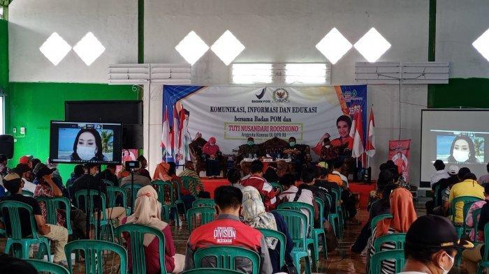 Tuti Nusandari Roosdiono Ingatkan Kembali Pentingnya Informasi & Edukasi Pemilihan Obat