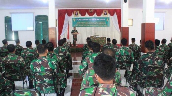 88 Prajurit Satuan BKO Kodim Akan Diberangkatkan Mengisi Dua Kodam Baru di Papua