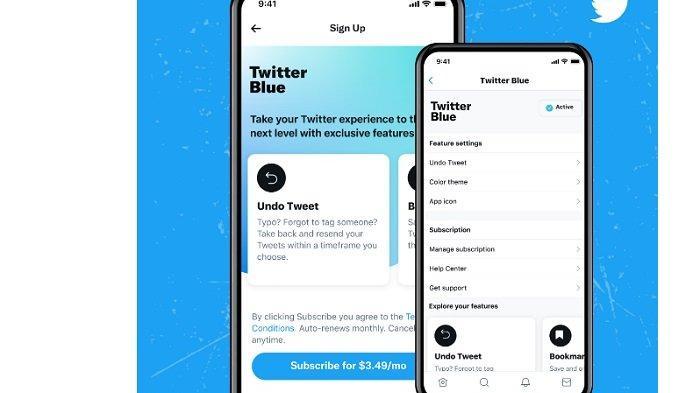 Twitter Luncurkan Layanan Berbayar, Ini 6 Fitur Eksklusifnya