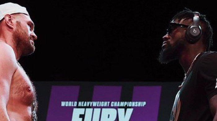 Duel Tyson Fury vs Deontay Buka Kans Lanjut hingga Duel Keempat