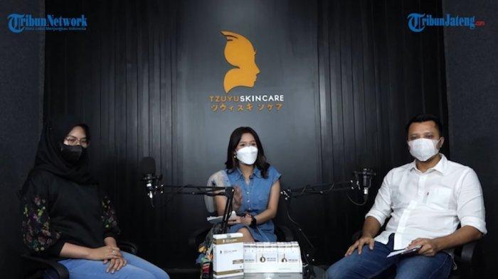 Tzuyu Skincare Beri Jaminan Uang Kembali 100 Persen