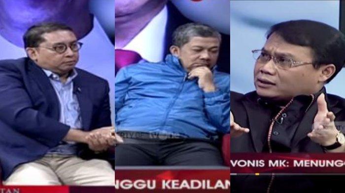 Ucapan Politisi PDIP Ahmad Basarah Bikin Fadli Zon dan Fahri Hamzah Mengangguk-angguk