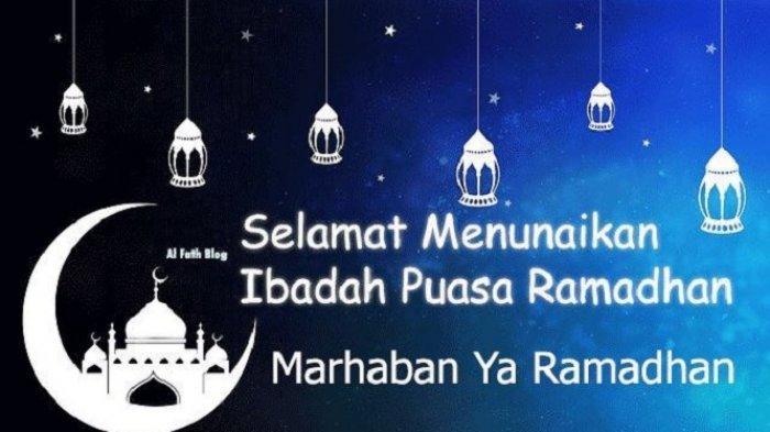 13 Ucapan Selamat Ramadhan 2021 dalam Bahasa Jawa Viral di WA, IG, Facebook, dan Twitter