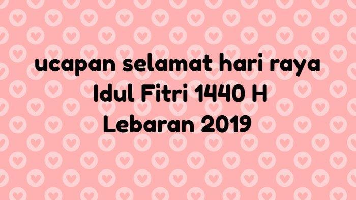 Bahasa Jawa Selamat Hari Ibu Ucapan Sungkem Idul Fitri Atau Lebaran 2019 Dalam Bahasa Jawa Krama Inggil Tribun Jateng