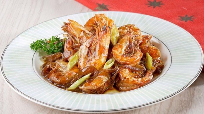 Resep Udang Goreng Mentega Menu Simple untuk Makan Siang