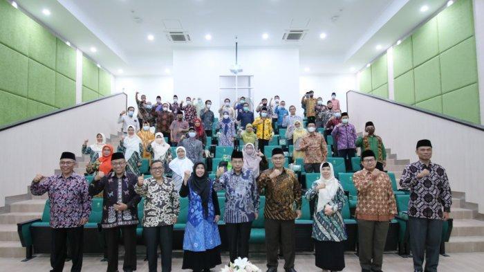 UIN Banten Belajar Bareng di UIN Walisongo Semarang