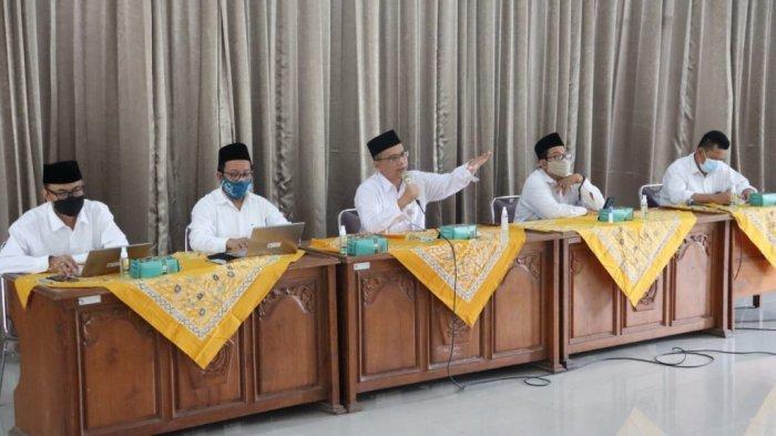 Susun Program Tahun 2022, UIN Walisongo Semarang Lanjutkan Program Prioritas
