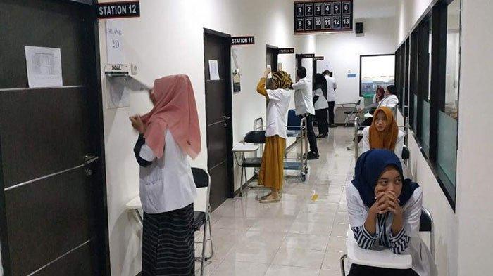 UMP Purwokerto Gelar Ujian Akhir Komprehensif Format OSCEI