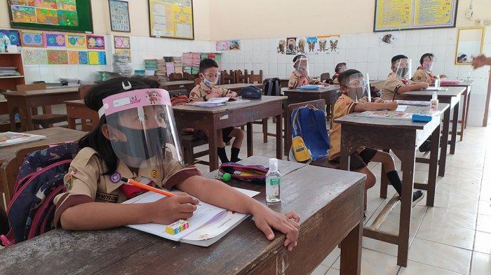 Nasib Siswa SD dan SMP Kembali Bersekolah di Sragen Tergantung Satgas Covid-19