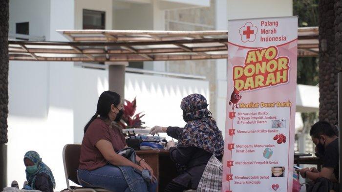 UKSW Salatiga Bantu Amankan Stok Darah PMI di Bulan Ramadhan