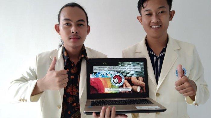 Mahasiswa UKSW Bikin Bioplastic dari Limbah Sisik Ikan dan Kulit Singkong, Juara Biospec