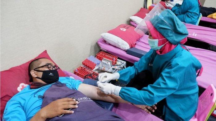 Menyambut Hari Ulang Tahun ke-3, Aston Inn Pandanaran Semarang Mengadakan Donor Darah