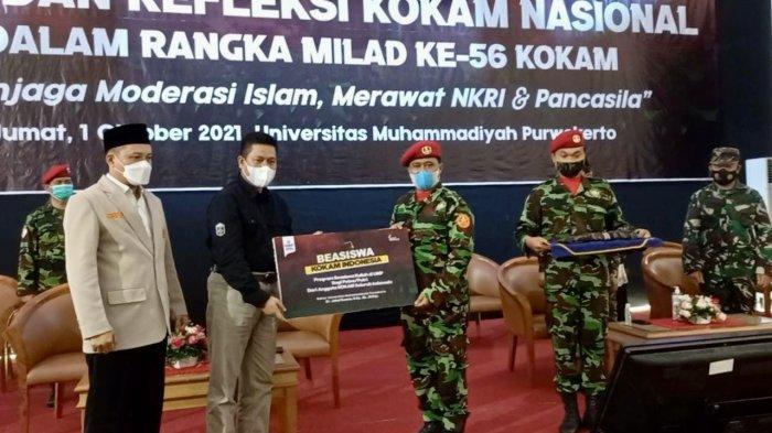 Lagi, UMP Purwokerto Berikan Beasiswa KOKAM Indonesia