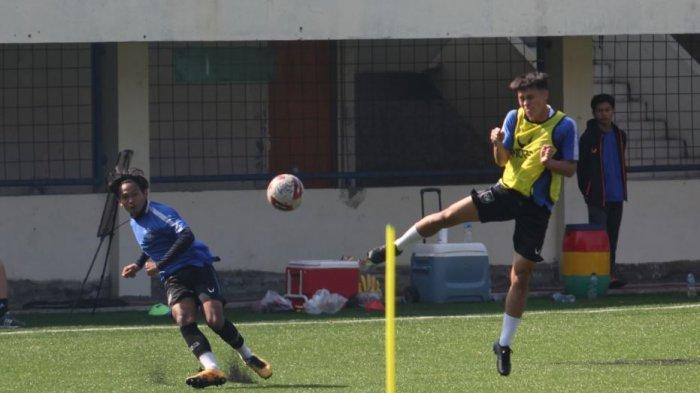 Striker Muda PSIS Simpan Asa Mendapat Panggilan Timnas Indonesia Besutan Shin Tae Yong