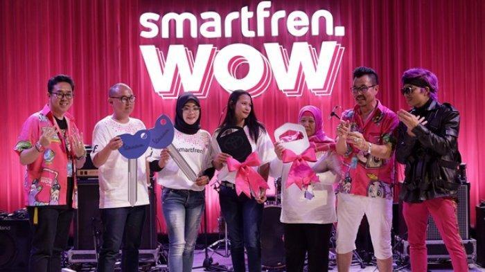 Setelah Satpam dari Tegal, Warga Jateng Jadi Pemenang Lagi Program Wow Smartfren
