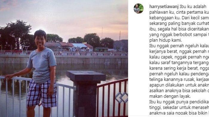 Hari Bersyukur Misteri Pelaku yang Tabrak Lari Ibunya di Overpass Manahan Solo Mulai Terkuak