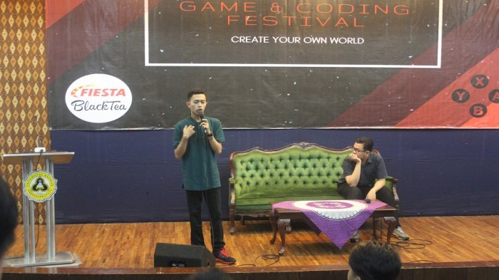 Unika Soegijapranata Semarang Sukses Gelar Geco Fest 2018