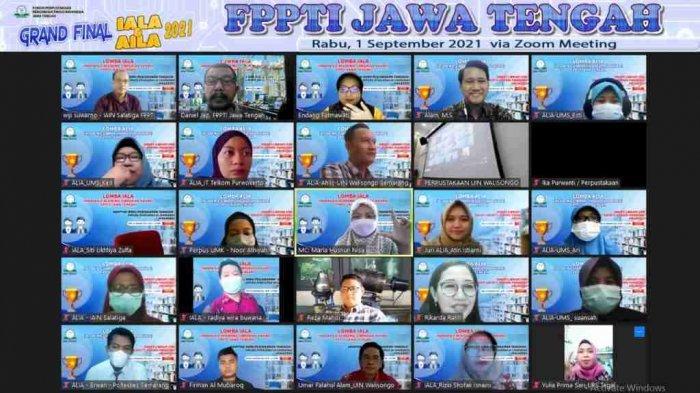 Perpustakaan UIN Walisongo Semarang Raih Predikat Layanan Inovasi Terbaik di Jawa Tengah
