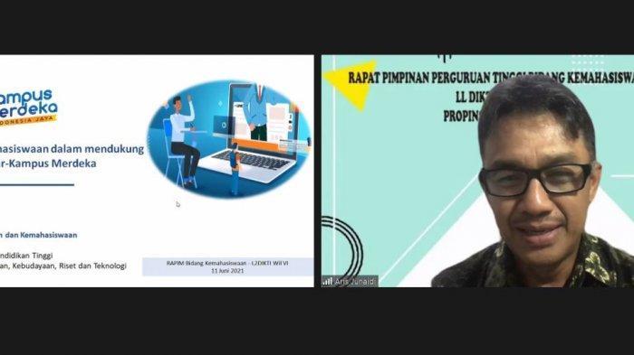 Universitas Ivet Jadi Tuan Rumah Rapim Perguruan Tinggi Jawa Tengah Bidang Kemahasiswaan