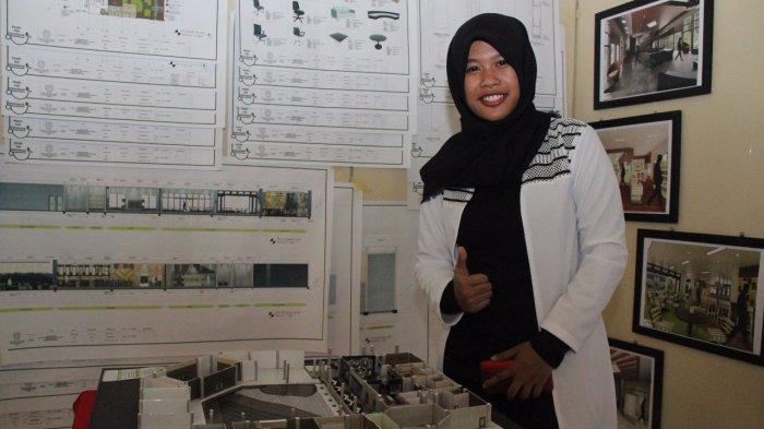 Mahasiswa UNS Solo Pamerkan 27 Karya Desain Interior Hasil Tugas Akhir