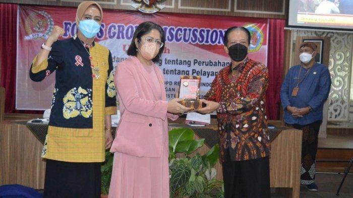 DPD RI dan Untag Semarang Lakukan Uji Sahih Rancangan Undang-Undang Pelayanan Publik